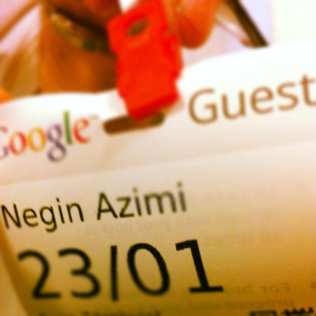 Google Sverige Negin Azimi TEDxYouthStockholm