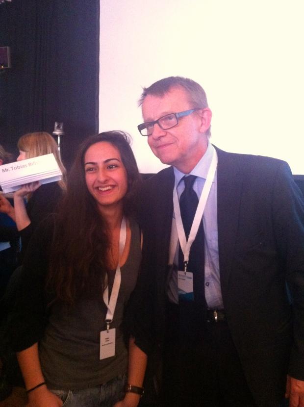 Hans Rosling Negin Azimi
