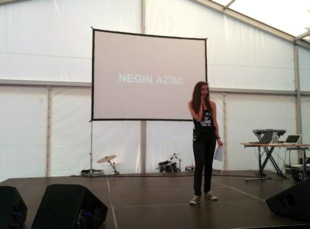 Negin Azimi Fryshuset entreprenörskap
