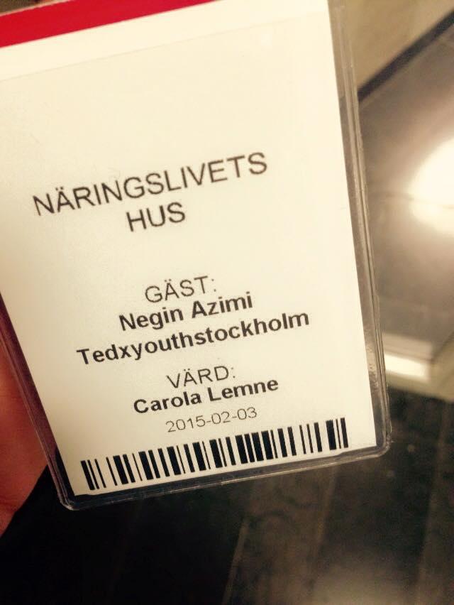 #Svenskt Näringsliv #fastpartner