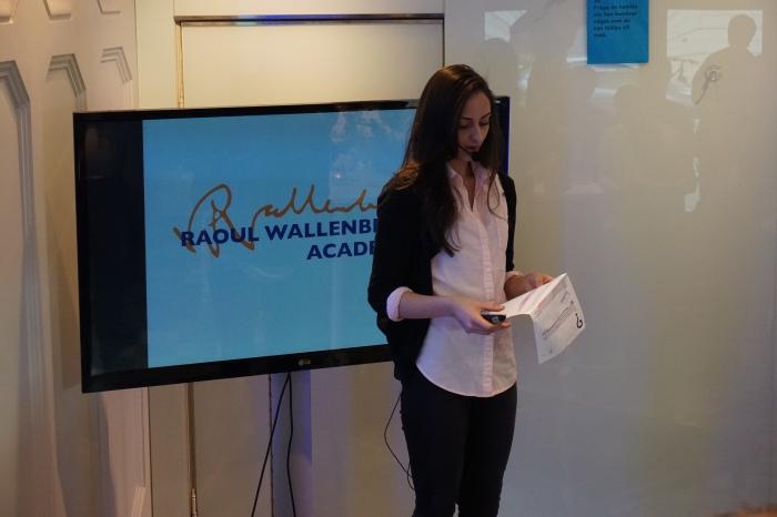 Negin Azimi-föreläsare-raul wallenberg-entreprenör