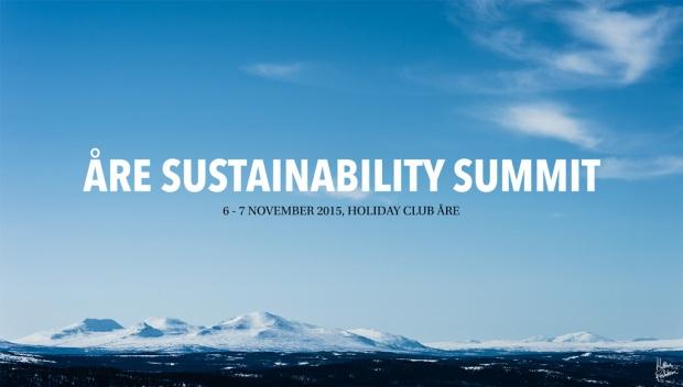 Negin Azimi-Åre Sustainability Summit